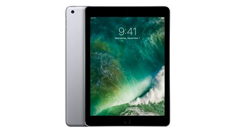 Dotykový tablet Apple (2017) Wi-Fi 32 GB - Space Gray (MP2F2FD/A)