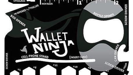 Multifunkční Ninja karta 18 v 1