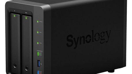 Synology DS716+II DiskStation + Programová nabídka Zapni TV k Synology