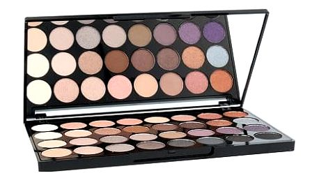 Makeup Revolution London Ultra Eyeshadows Palette Affirmation 30 g oční stín W