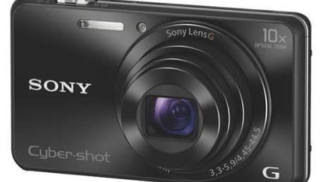 Digitální fotoaparát Sony DSC-WX220 černý