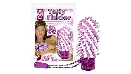 TASTY TICKLER Mini vibrátor