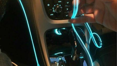LED světelná páska do auta