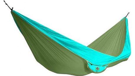 Houpací síť Sedco Nylon Parachut khaki/modrá
