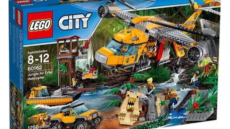LEGO® City 60160 Mobilní laboratoř do džungle