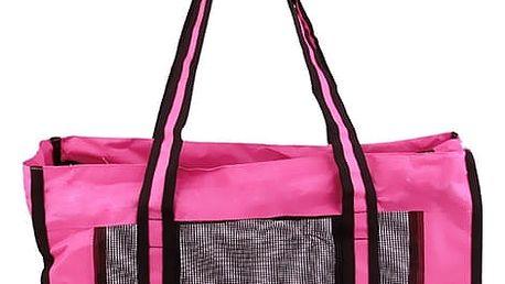 Cestovní taška pro psy