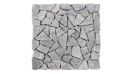 Divero 792 Mramorová mozaika šedá, 1 m2