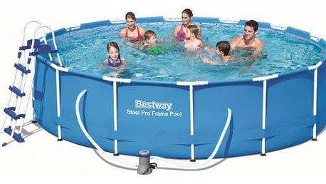Rodinný bazén Bestway s konstrukcí 427 x 100 cm