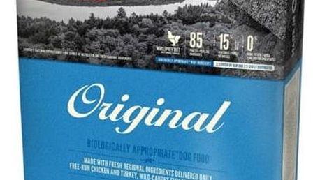 Granule Orijen Original 11,4 kg + Doprava zdarma