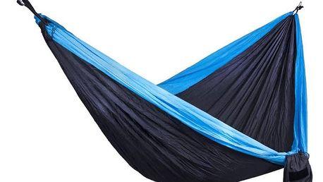 Houpací síť Sedco Nylon Parachut modrá/černá