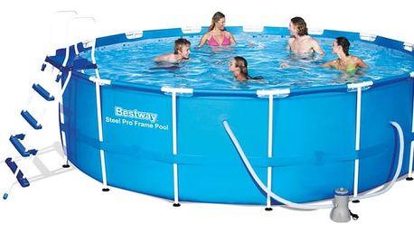Rodinný bazén Bestway s konstrukcí 457 x 122 cm