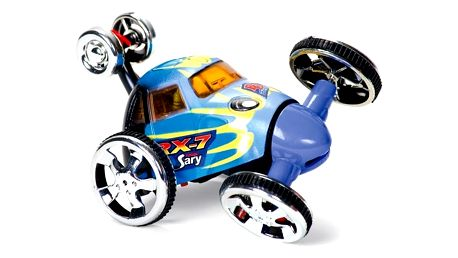 SPINSTER Kaskadérské autíčko