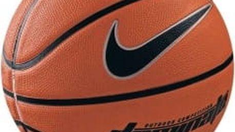 Basketbalový míč Nike DOMINATE - 7 7 ORANGE/BLACK