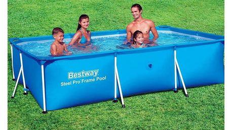 Bazén Bestway 300 x 201 x 66 cm Deluxe