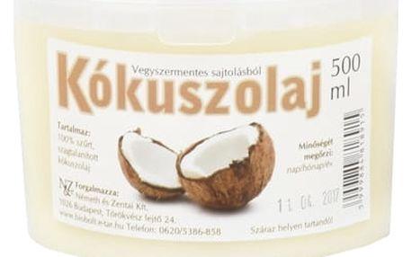 NATURECOOKTA Kokosový olej 500 ml