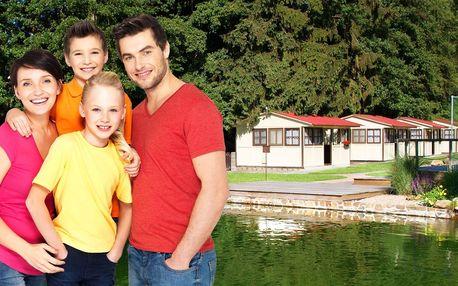 Zážitkový pobyt v Moravském krasu pro rodinu