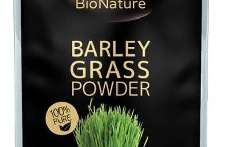 BIONATURE Mladý zelený ječmen prášek 200 g