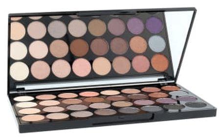 Makeup Revolution London Ultra Eyeshadows Palette Affirmation 30 g oční stín pro ženy