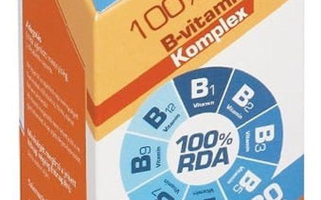 Ocso 100% RDA, Vitamín B komplex 30 tbl