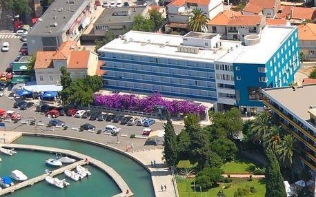 Chorvatsko - Biograd Na Moru na 8 dní, polopenze s dopravou vlastní