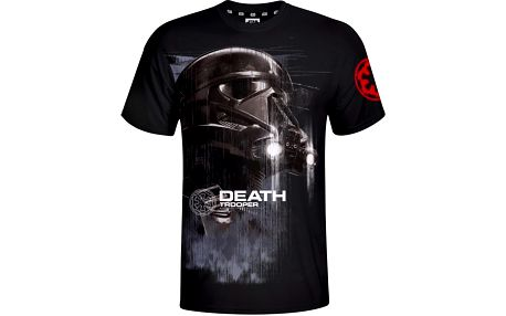 Star Wars - Death Trooper, černé (M)