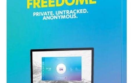 Software F-Secure FREEDOM, 3 zařízení / 1 rok (FCFDBR1N003G2) + DOPRAVA ZDARMA