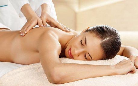 60minutová ruční lymfatická masáž celého těla