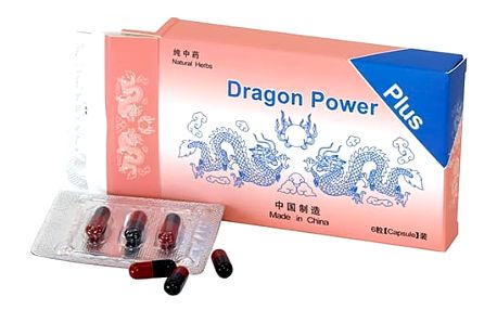 Ocso Dragon Power Plus 6 tbl