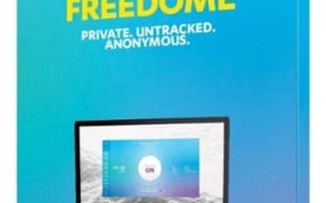 Software F-Secure FREEDOM, 3 zařízení / 1 rok (FCFDBR1N003G2)