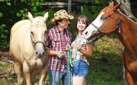 Královský apartmán na ranči pro vaši romantiku