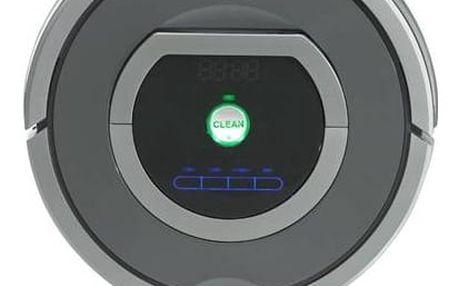 Vysavač robotický iRobot Roomba 782 černý/stříbrný + Doprava zdarma