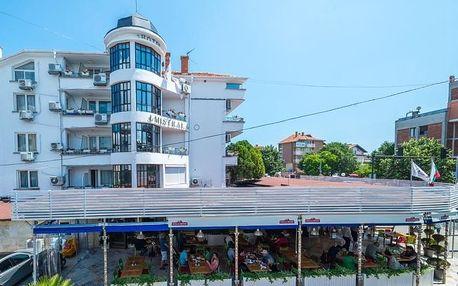 Bulharsko - Nesebar na 8 až 13 dní, snídaně s dopravou letecky z Prahy nebo vlastní