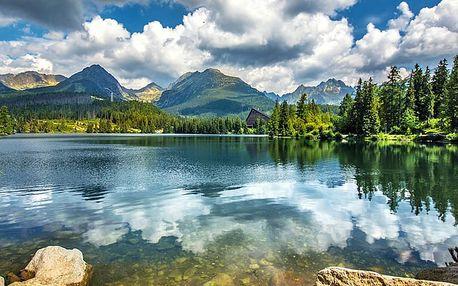 Vysoké Tatry s neomezeným wellness, polopenzí a dětmi do 6 let zdarma