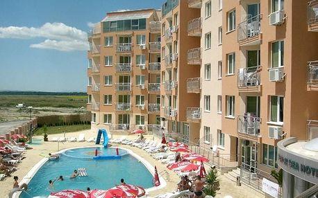 Bulharsko - Slunečné Pobřeží na 12 až 13 dní, all inclusive nebo snídaně s dopravou letecky z Prahy nebo autobusem