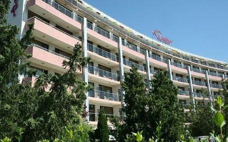 Bulharsko - Slunečné Pobřeží na 8 až 10 dní, plná penze nebo polopenze s dopravou letecky z Prahy