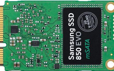 Samsung SSD 850 EVO (mSata) - 500GB - MZ-M5E500BW