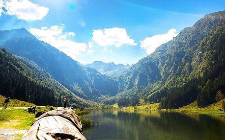 4–7denní pobyt pro 2 osoby s polopenzí v pensionu Bertrand v Rakousku