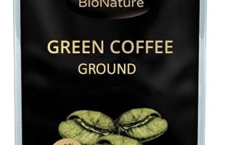 Bionature Zelená káva mletá 500 g