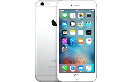 Apple iPhone 6s Plus 32GB, stříbrná - MN2W2CN/A