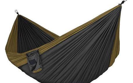 Houpací síť Sedco Nylon Parachut khaki/černá