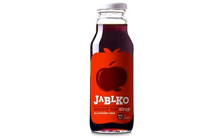 KOLDOKOL BIO Sirup ovocný - jablko 300 ml
