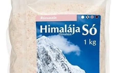 NATURECOOKTA Himalájská sůl světle růžová 1 kg