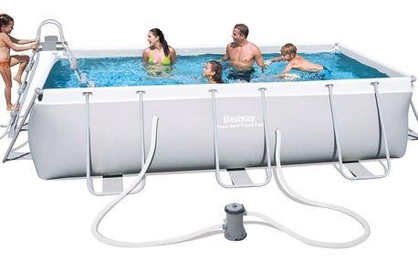 Rodinný bazén Bestway s konstrukcí 404 x 201 x 100 cm