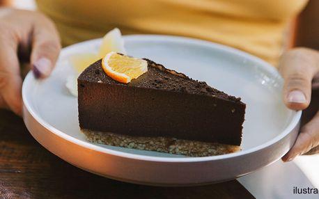 Mlsejte zdravě: RAW košíček, dort a limo