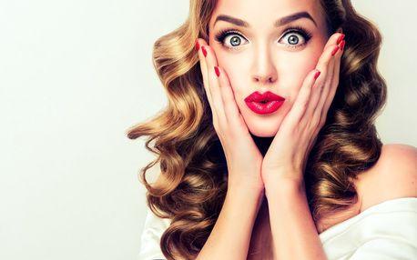 Permanentní make-up obočí, očních linek či rtů