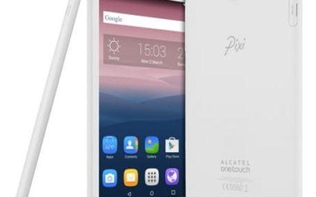 Dotykový tablet ALCATEL PIXI 3 (8) WIFI (8070-2BALCZ1) bílý
