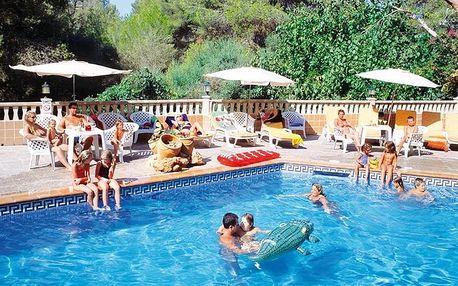 Španělsko - Mallorca na 8 až 9 dní, plná penze nebo polopenze s dopravou letecky z Brna nebo Prahy