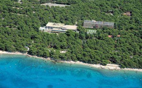 Chorvatsko - Makarska na 8 dní, polopenze nebo snídaně s dopravou vlastní