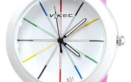 VIKEC Dámské fosforové hodinky