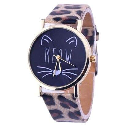 Kočičí hodinky pro malé i velké kočky